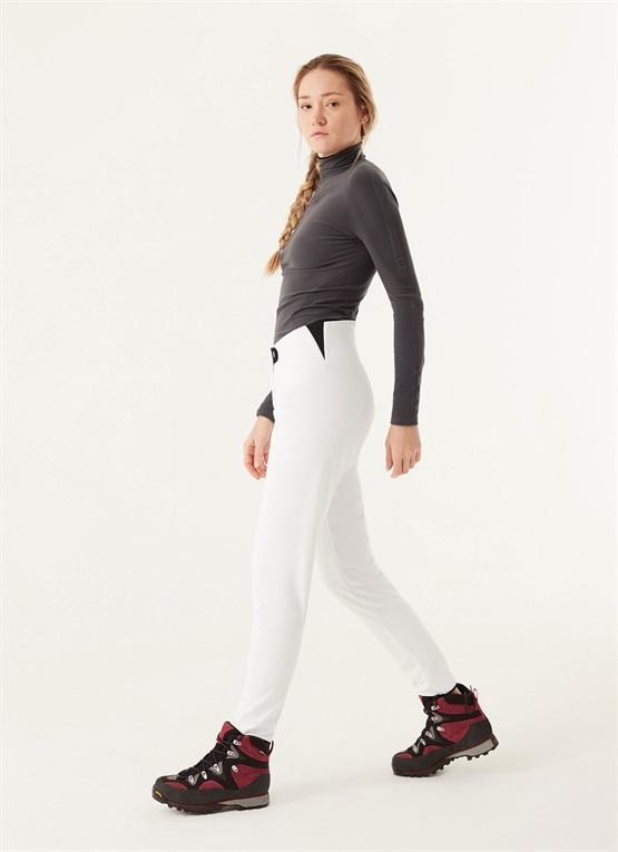 Pantalone softshell da donna Colmar sci con WPT 10.000 mm