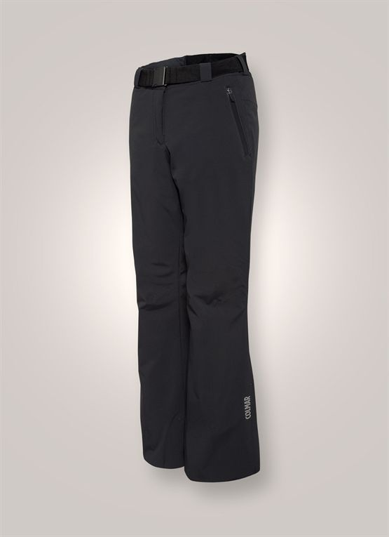 Pantaloni da sci in ovatta stretch