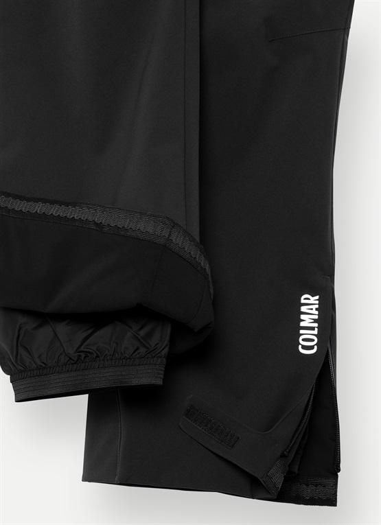 Pantaloni da sci Colmar in tessuto elasticizzato con cintura