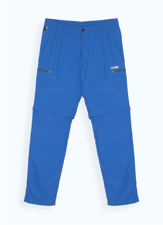 2-In-1 trousers with zip-off legs