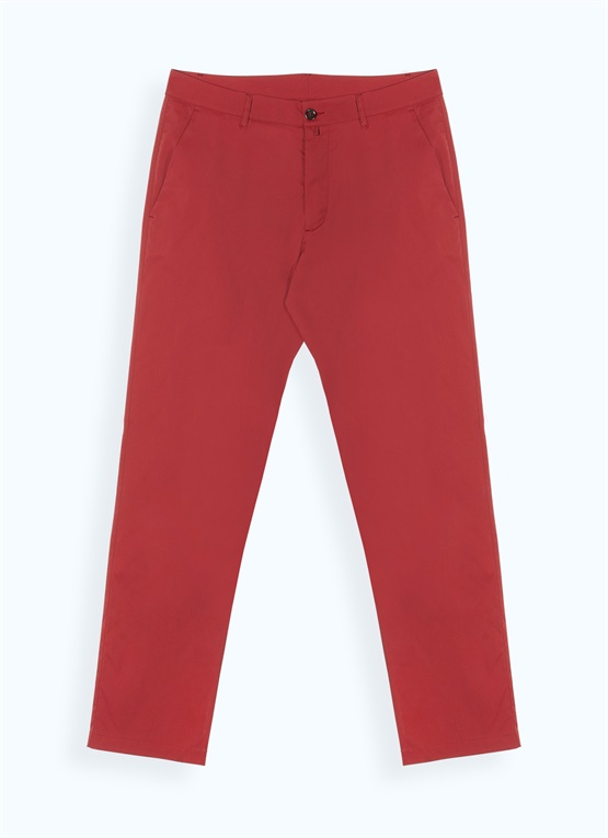 Classic-fit trousers
