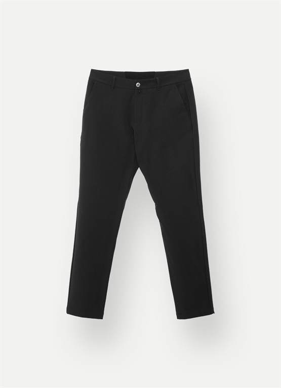 Merino wool classic-fit trousers