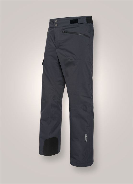 Ski pants with pockets