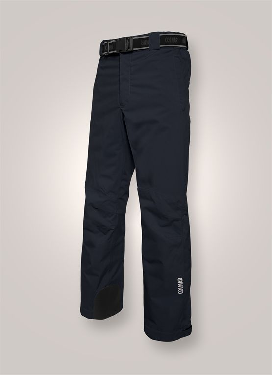 Ski pants with belt