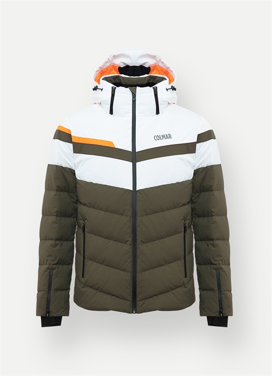 Colmar Ski HOKKAIDO men's down padded jacket with a 20,000
