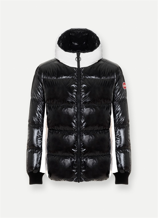 Originals by Originals ultra-glossy down jacket