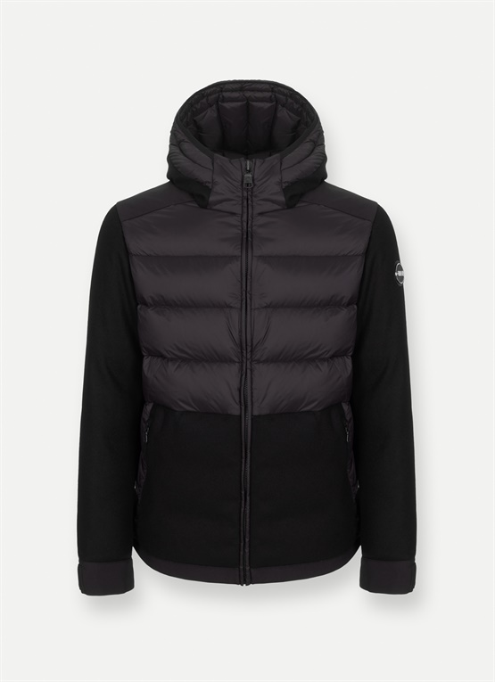 Research wool down jacket