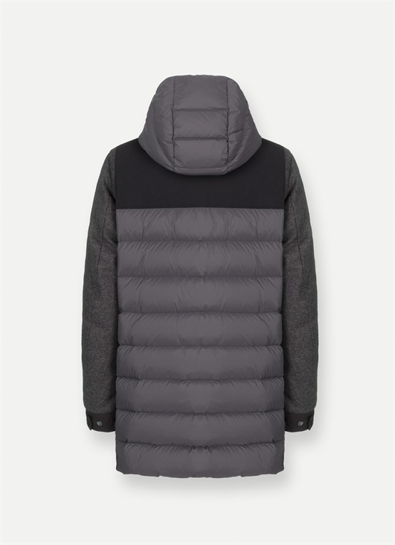 sneakers for cheap 83007 d6f7a Colmar Originals men's woollen fabric long jacket - Colmar