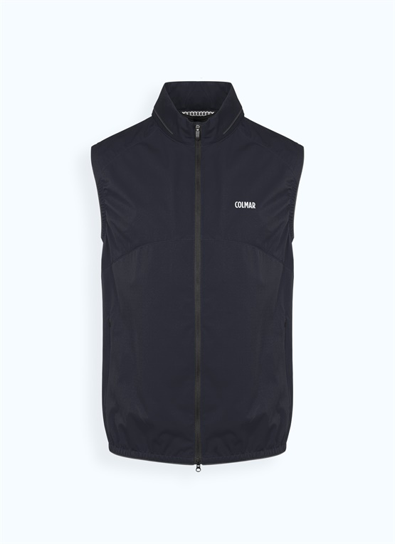 Waterproof windbreaker gilet