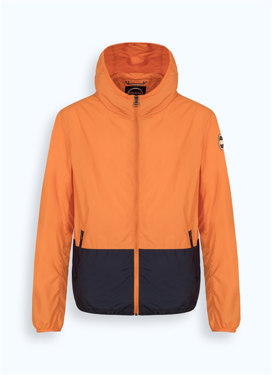 Veste légère color block