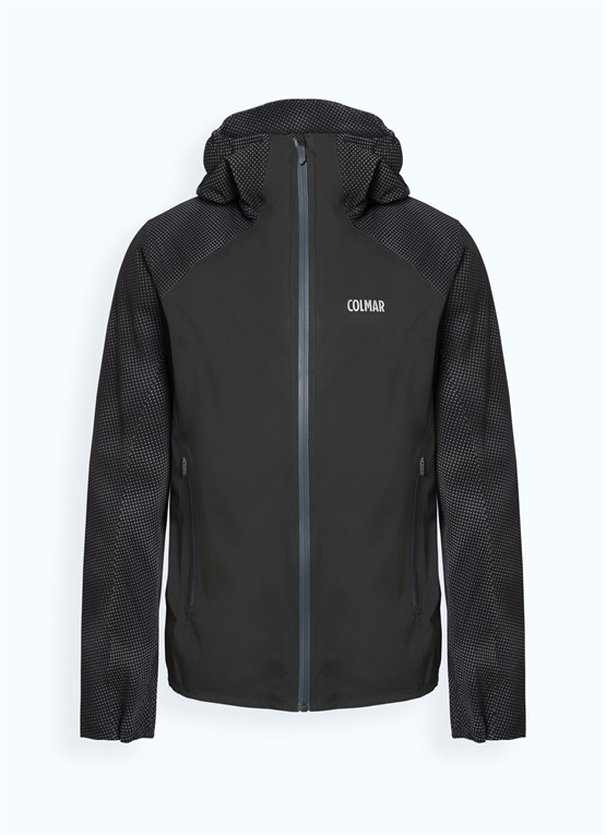 Reflective waterproof jacket