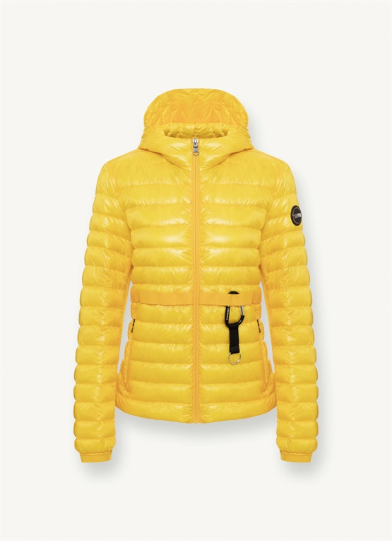 Colmar Originals Research women's shiny down jacket with