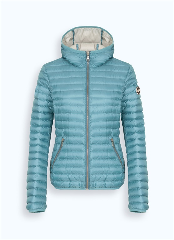 Colmar Originals women s spring down jacket with hood - Colmar df6bb00e801