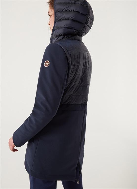 colmar giacca lunga donna