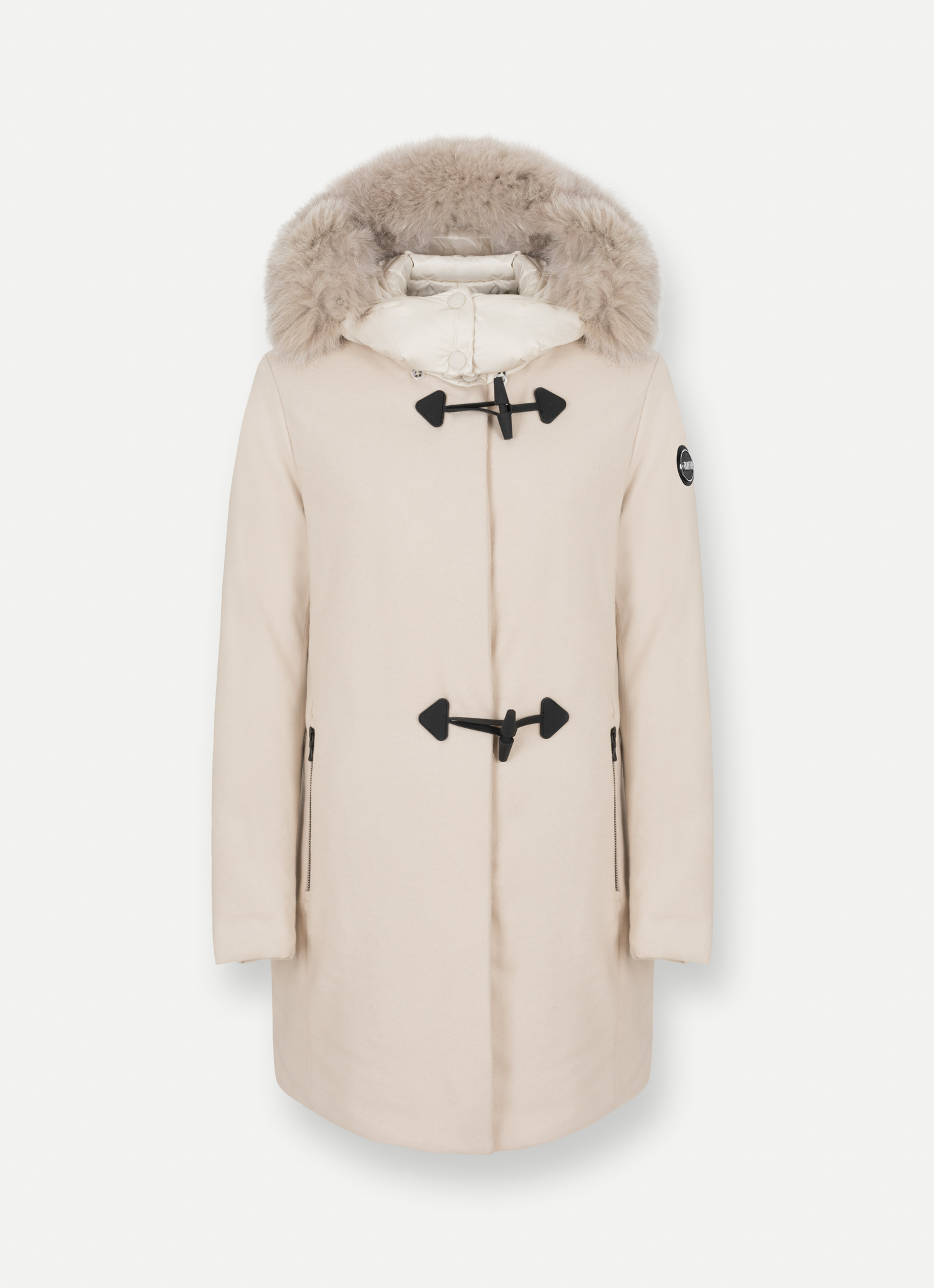 quality design 908a2 a9548 Colmar Originals women's woollen fabric long jacket - Colmar