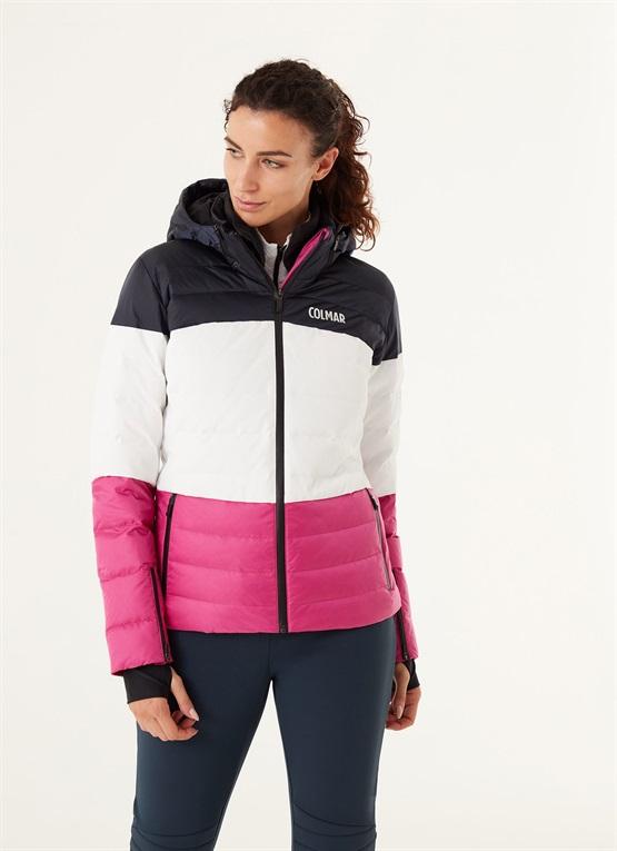 Damenjacke OLIMPIA Colmar Ski aus glänzend mattem Gewebe