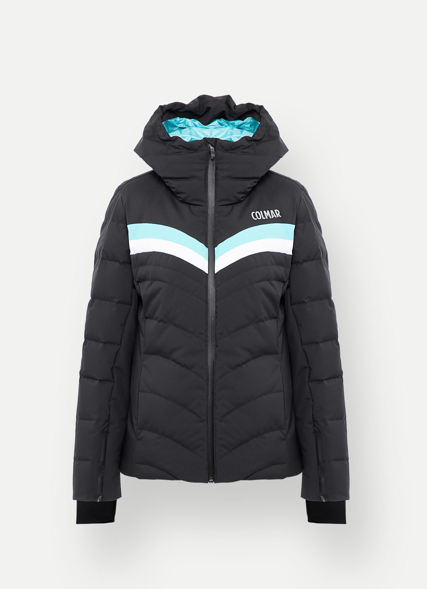 Colmar Courchevel Skijacke Damen white blue black kaufen