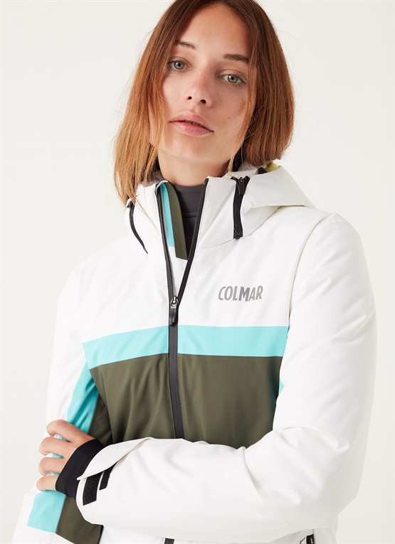 Damenjacke GREENLAND Colmar Ski aus Daunen mit WPT 15.000