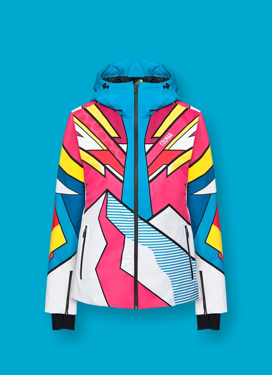 Ski jacket by Van Orton Design