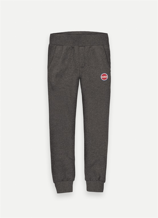 Sporty fleece sweatpants
