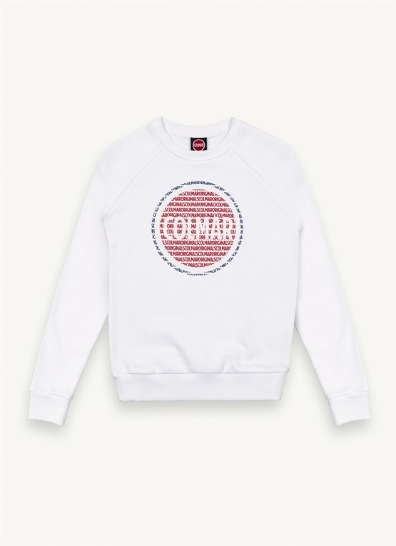 Sweatshirt Optical-Print