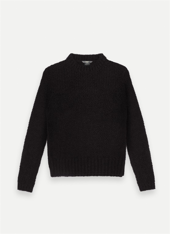 Research mohair jumper