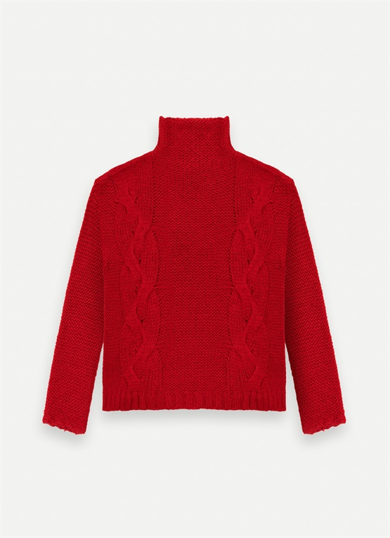 Research woven jumper