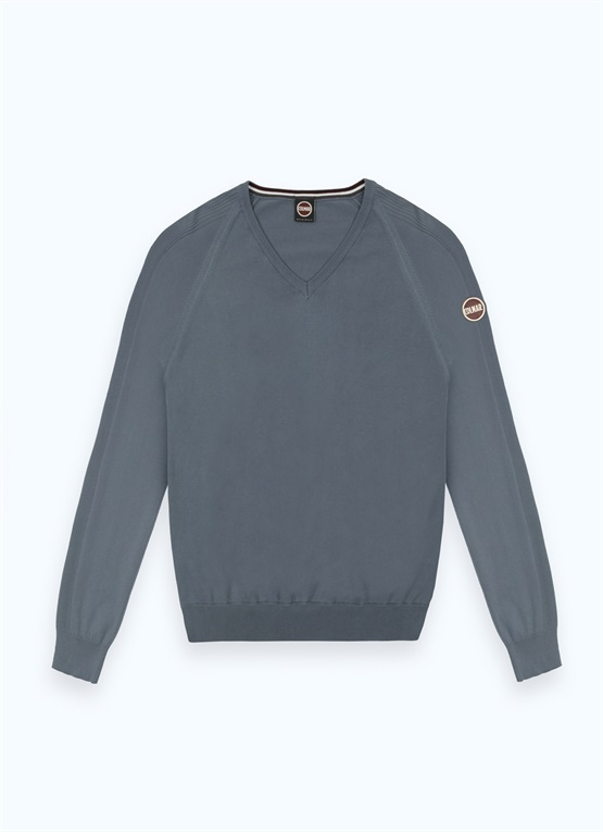 Pull-over encolure en V