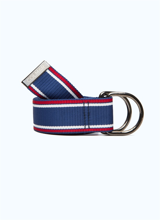Tri-colour belt