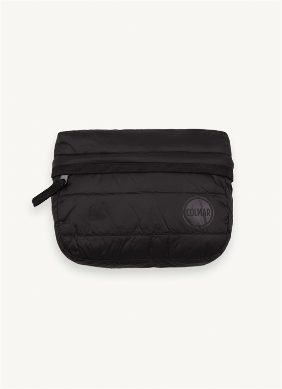Wad-padded pouch