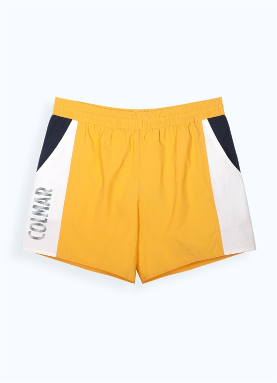 Colmar Beachwear Tissu Froissé Boxer En Mat Homme OkX8nwP0