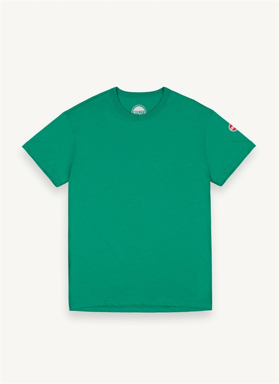 Cotton crew-neck T-shirt