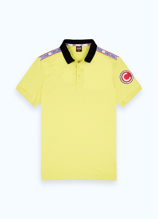 3-button Originals by Originals polo shirt