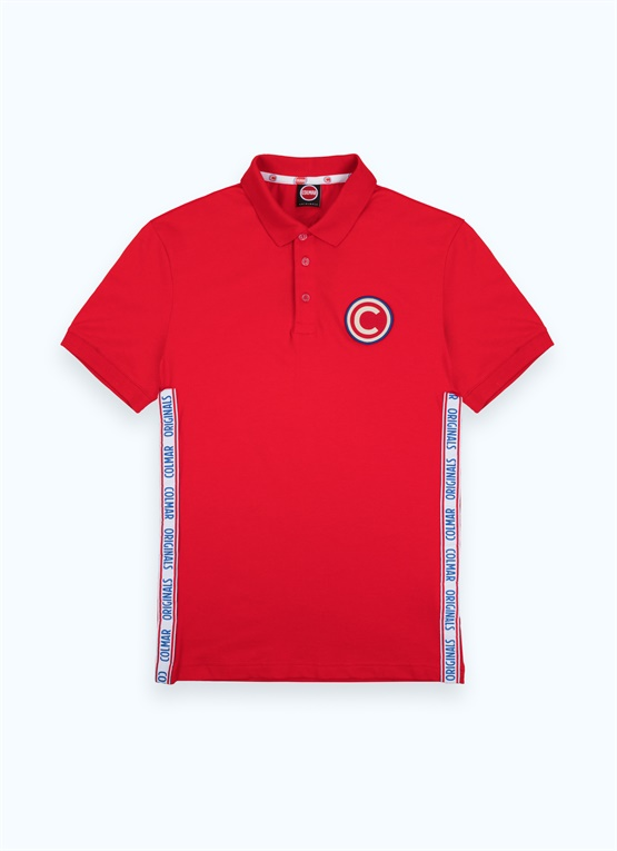 Originals by Originals pique polo shirt