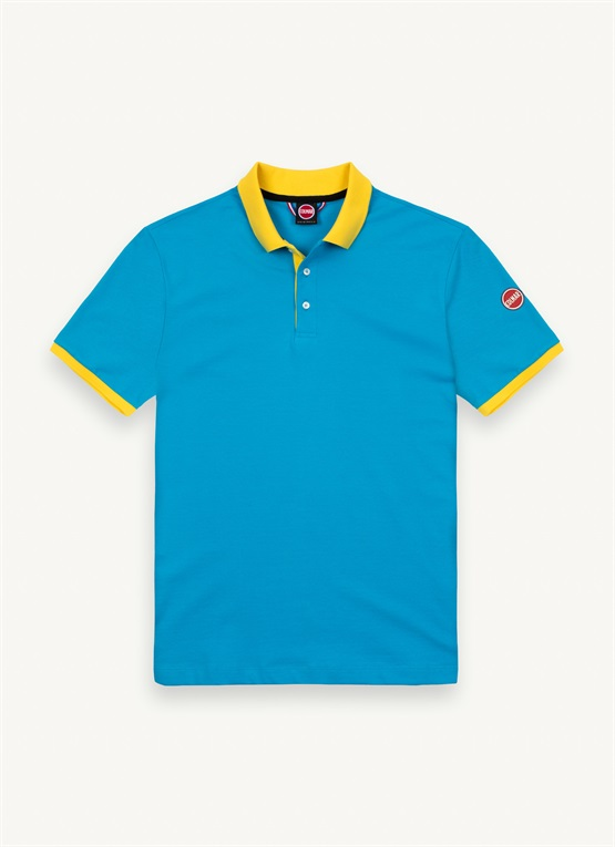 Originals by Originals piqué polo shirt