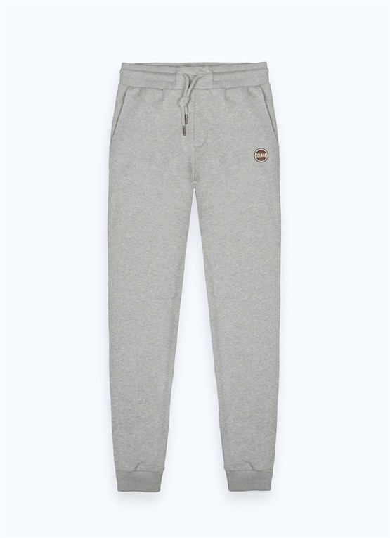 Fleece trousers with small pocket