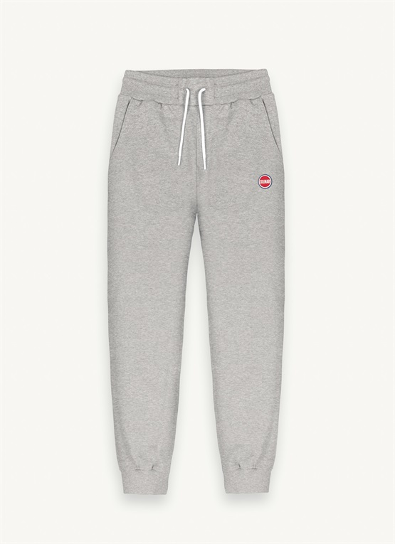 100% cotton fleece sweatpants