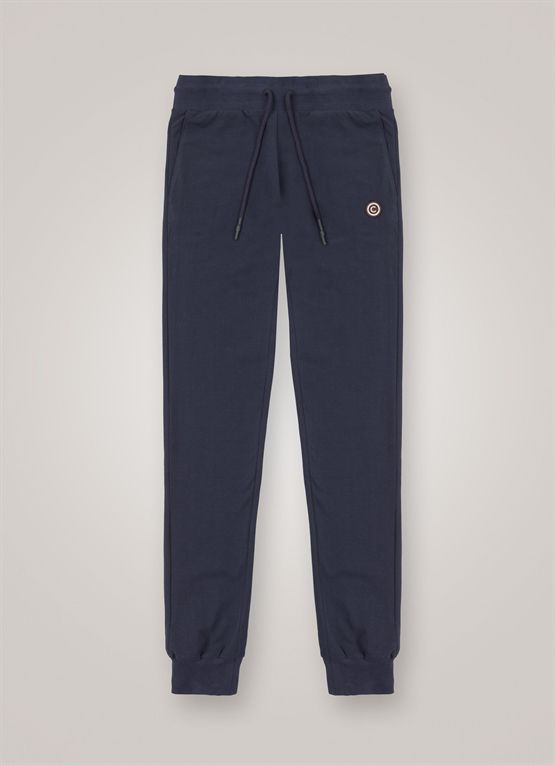 Stretchy fleece trousers