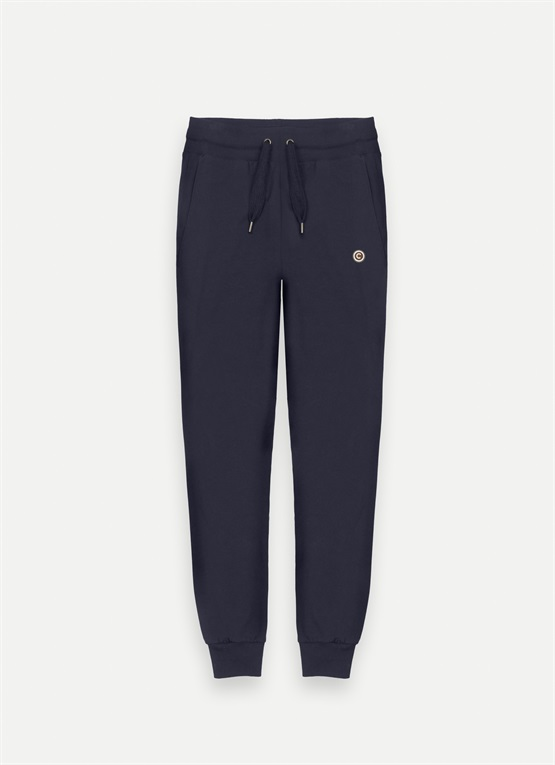 Pantalon en molleton stretch