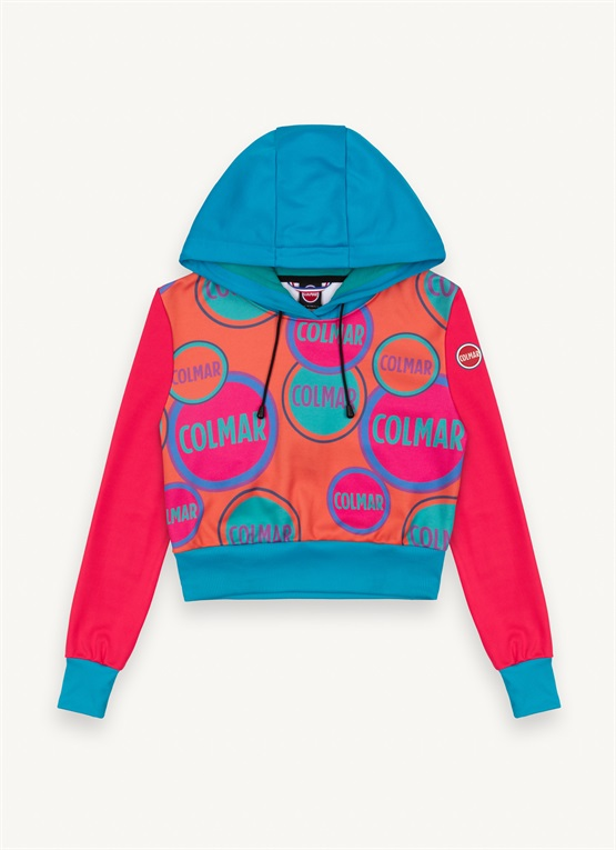 Originals by Originals hoodie with all-over print