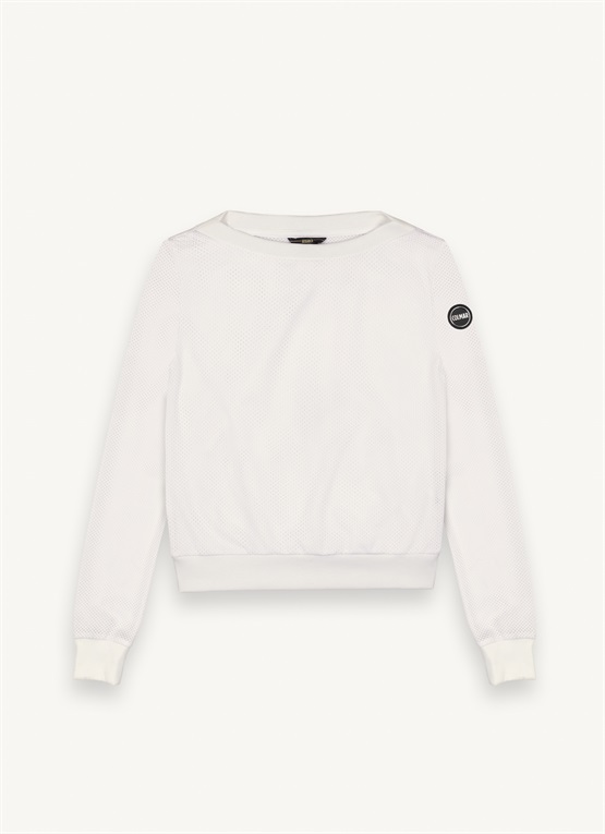 Mesh Research sweatshirt
