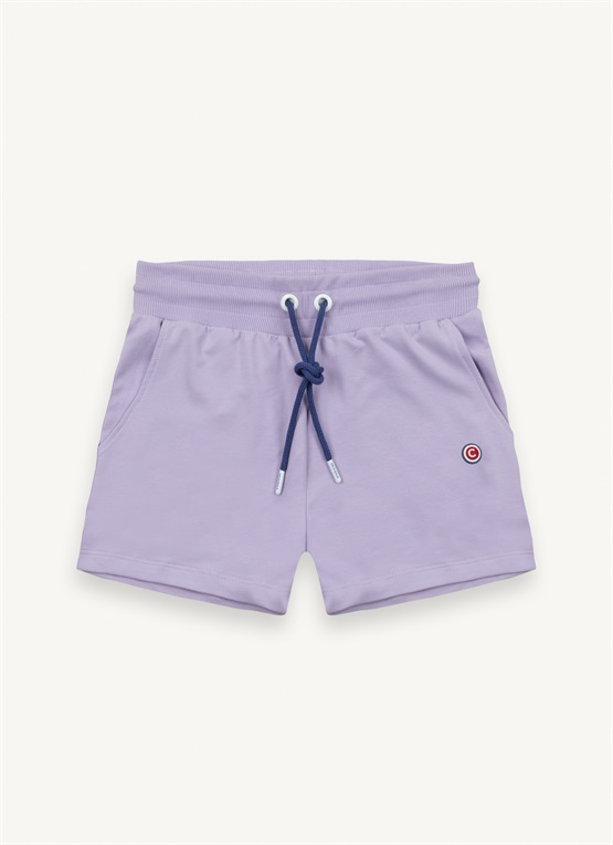 Shorts slim in cotone stretch