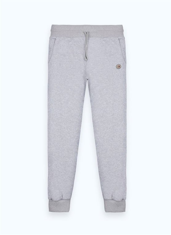 Sporty fleece trousers