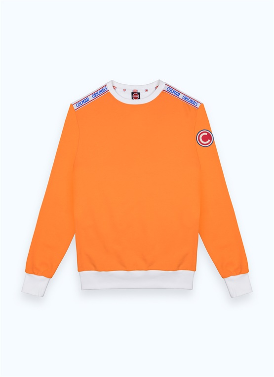 Originals by Originals two-tone sweatshirt