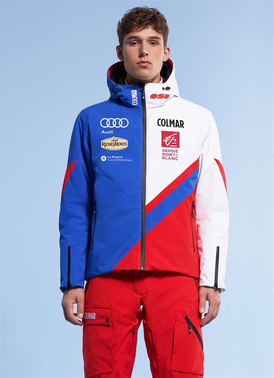 000 Avec Colmar 20 Ski Wpt Veste Mm De France Équipe 8nUaFwSq6