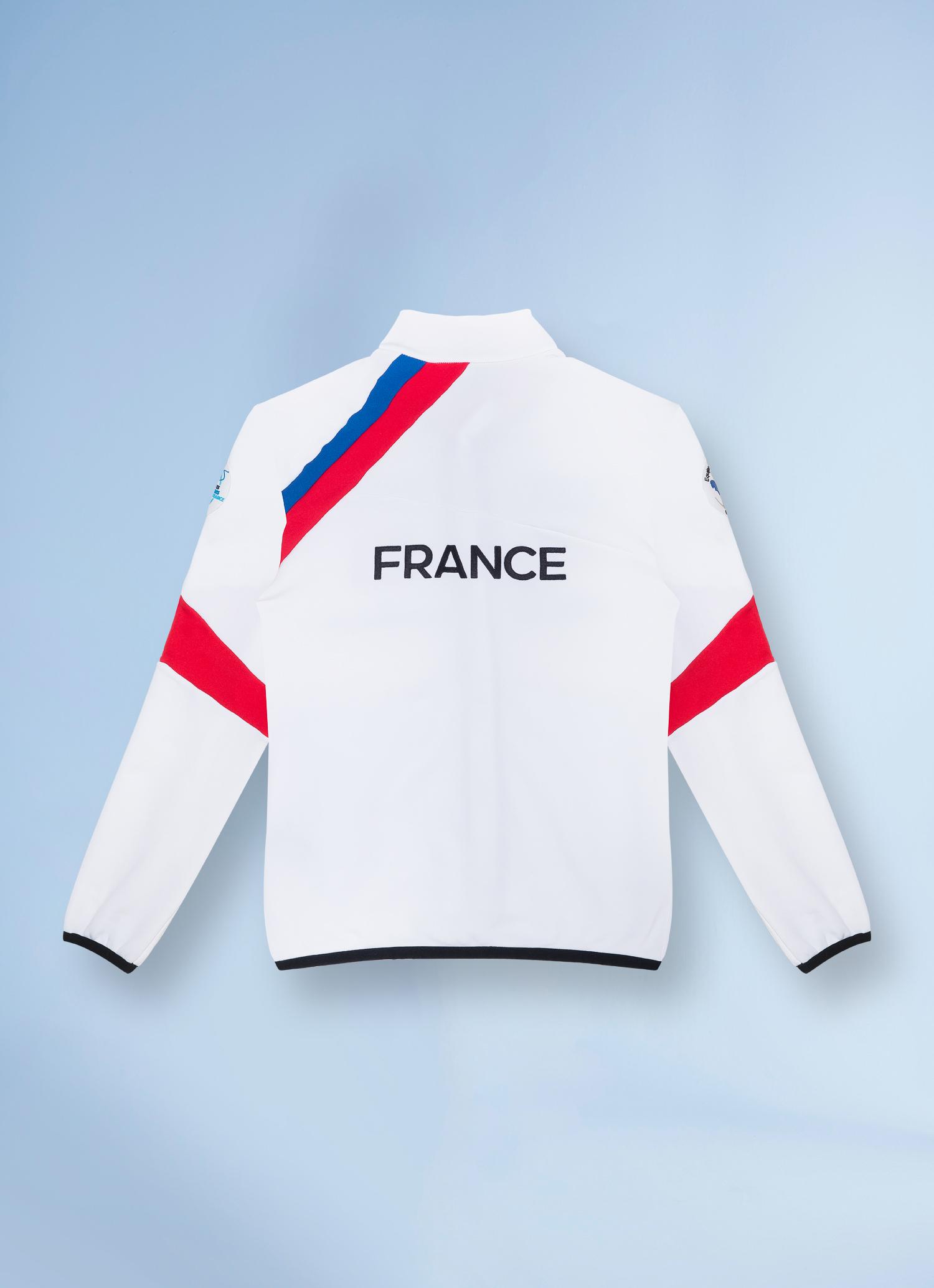 Fitness & Laufbekleidung Polaire Colmar 9mk Sweatshirt Replica