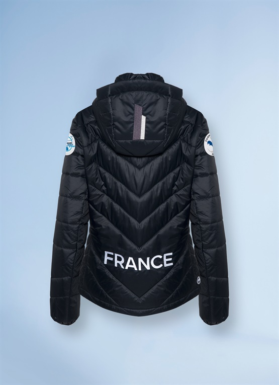 L équipe Femme France Colmar Veste Ski De Alpin qTpBZ cde4fc1976c