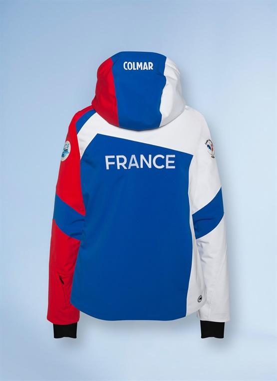 8a8d2185f09 Veste de ski Colmar femme équipe de France avec WPT de 20 000 mm ...