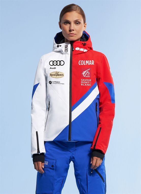1018bf1e2c5 Tenue officielle Colmar de l équipe de France féminine - Colmar